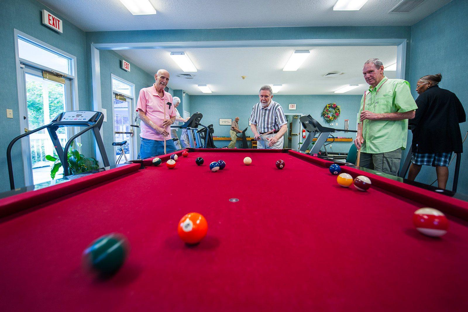 Senior Center in Garden City, GA