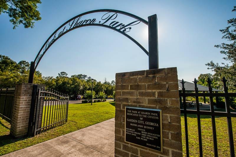 Sharon Park in Garden City, GA