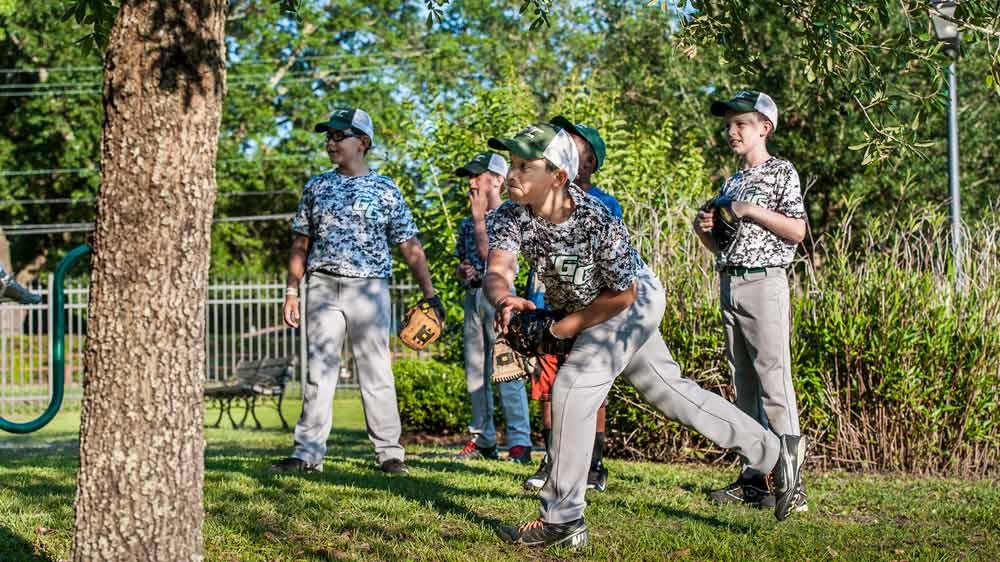 Youth Athletic Programs In Garden City GA